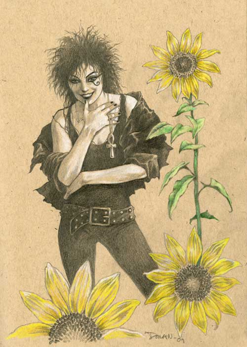 deathsunflower